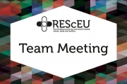 VI REScEU team meeting | 11 June 2015